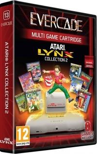 Atari Lynx Collection 2 Box Art