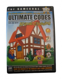 Action Replay Ultimate Codes - Animal Crossing Box Art
