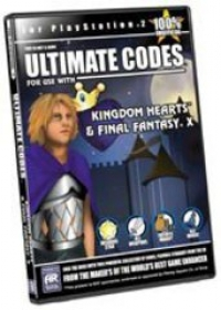 Action Replay Ultimate Codes - Kingdom Hearts & Final Fantasy X Box Art