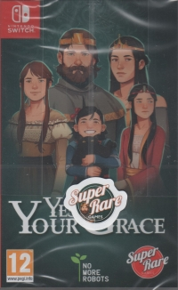 Yes, Your Grace Box Art