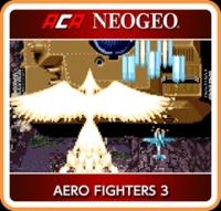 ACA NeoGeo: Aero Fighters 3 Box Art