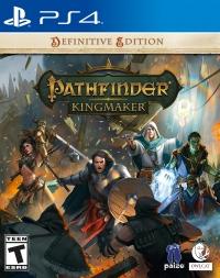 Pathfinder: Kingmaker - Definitive Edition Box Art