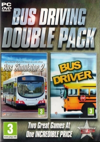 Bus Driving Double Pack [IT] Box Art