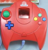 Sega Controller (Seaman red) Box Art