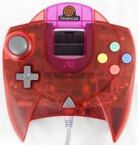 Sega Controller (Devil Red) Box Art