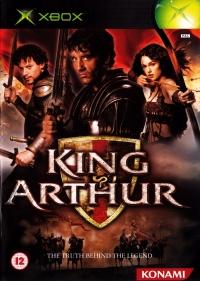 King Arthur: The Truth Behind The Legend Box Art