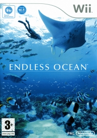 Endless Ocean [ES] Box Art