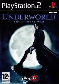 Underworld: The Eternal War (SLES-52108) Box Art