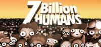 7 Billion Humans Box Art