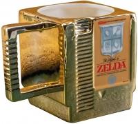 The Legend of Zelda Cartridge Mug Box Art