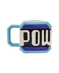 Super Mario Pow Block Mug Box Art