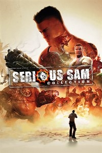 Serious Sam Collection Box Art