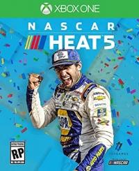 NASCAR Heat 5 Box Art