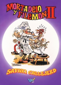 Mortadelo y Filemón II: Safari Callejero Box Art