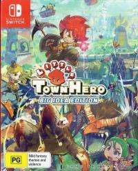 Little Town Hero - Big Idea Edition Box Art