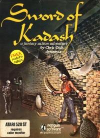 Sword of Kadash Box Art