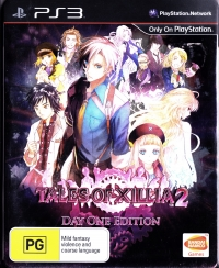Tales Of Xillia 2 - Day One Edition Box Art