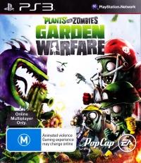 Plants vs Zombies: Garden Warfare Box Art