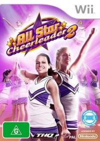 All Star Cheerleader 2 Box Art