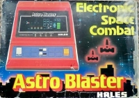 Astro Blaster Box Art