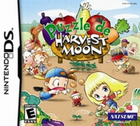 Puzzle de Harvest Moon Box Art