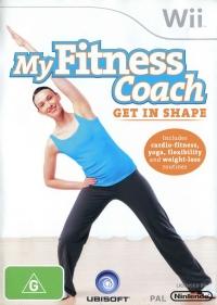 My Fitness Coach: Get In Shape Box Art