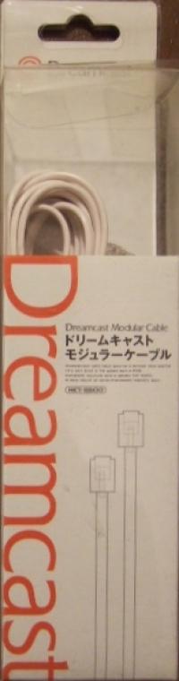 Sega Dreamcast Modular Cable Box Art