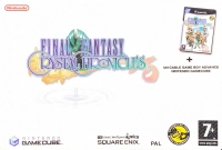 Final Fantasy Crystal Chronicles + Cable Game Boy Advance Nintendo Gamecube [FR] Box Art