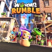 Worms Rumble Box Art