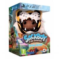 Sackboy: A Big Adventure - Special Edition Box Art