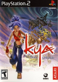 Kya: Dark Lineage Box Art