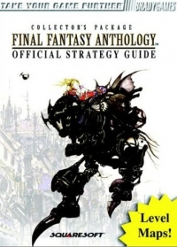 Final Fantasy Anthology - Official Strategy Guide Box Art