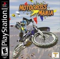 Motocross Mania Box Art
