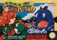 Super Mario World 2: Yoshi's Island [FR][NL] Box Art