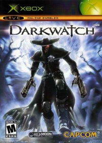 Darkwatch Box Art