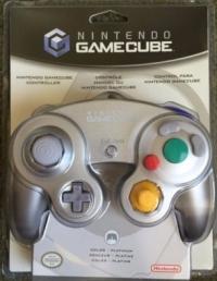 Nintendo GameCube Controller - Platinum Box Art