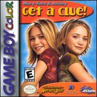 Mary-Kate and Ashley: Get a Clue! Box Art
