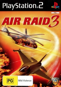 Air Raid 3 Box Art