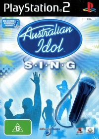 Australian Idol Sing Box Art