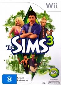 Sims 3, The Box Art