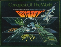 Conquest of the World Box Art