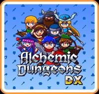Alchemic Dungeons DX Box Art