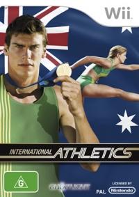 International Athletics Box Art