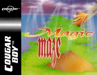 Magic Maze Box Art