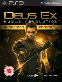 Deus Ex: Human Revolution - Augmented Edition Box Art