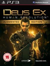 Deus Ex: Human Revolution - Augmented Edition Box Art