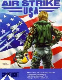 Air Strike USA Box Art