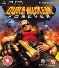 Duke Nukem Forever Box Art