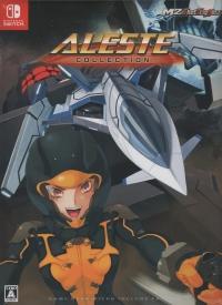 Aleste Collection - Game Gear Micro Include Edition Box Art