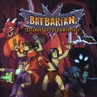 Batbarian: Testament of the Primordials Box Art